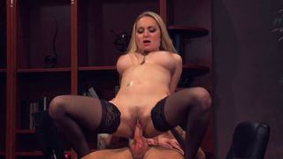Aiden Starr and her sloppy severance package