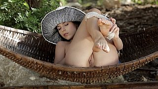 Innocent Valeria spreading in nature