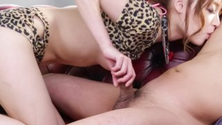 Wonderful deepthroat action done by Ayaka Fujikita