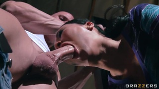 Fantastic sex with Asa Akira and Johnny Sins