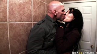 Asa Akira,Johnny Sins,Lisa Ann and Scott Nails in action