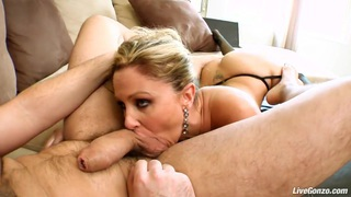LiveGonzo Julia Ann Mom Loves Anal
