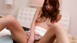 Tenderness cutie Ayaka Fujikita gets pleasure with her favorite vibrator