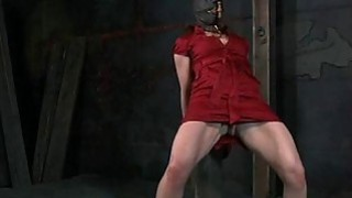 Girl is getting extreme torturing for her feet