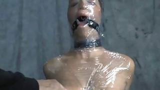 First timer in hardcore bdsm sex
