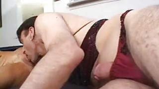 Mature Blonde Wants His Hard Dick