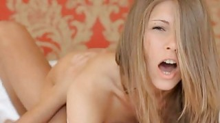Honey receives banging for her clean bald twat