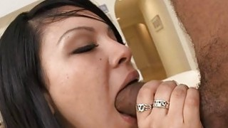 Wild cock licking with gorgeous sweetheart