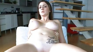 Wicked sweetheart acquires a mashing for her tits