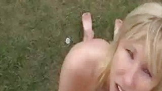 Milf Says Young Stud That He Can Spurt On Her Face