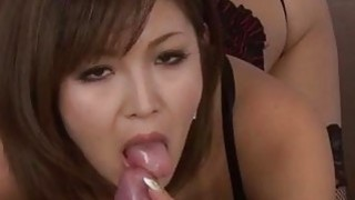 Serious POV oral scenes with superb? Mai Kuroki?