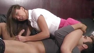 Kelly kline gets her tight pussy filled up by sascha II