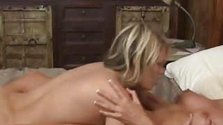 Magdalene mature tongue plays with Heather Starlets pussy