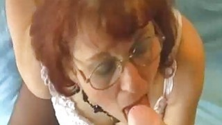 Cum Crazy Granny Is One Package With Many Skills
