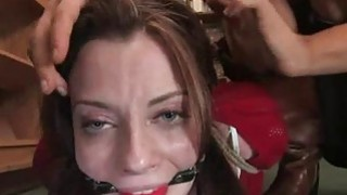 Untamed pussy drilling for appealing doxy
