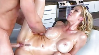 Hot Milf Alexis Fawx rides Johnny Castle