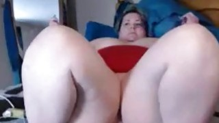 Amateur BBW webcam Toying