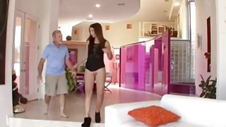 Ariana Grand fucked hard by her stepdad
