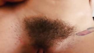 Karlie Greys wide spread pussy gets fuck