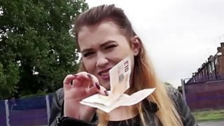 Misha Cross shows puffy pink nipples