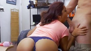 Mia Martinez deals her pussy for cash