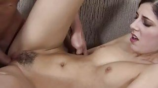 Legal age teenager hotty sucks her cousins dick