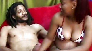 Hot pregnant slut gets seduced by horny white dude
