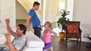 Fall into step mom seduction