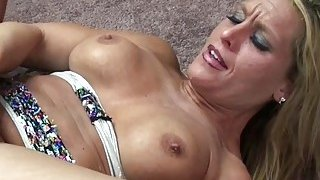 Skylar Rae is getting her mature pussy pounded