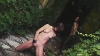 Female Slave whipped cruely